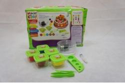 Детский набор для лепки (пластилин)